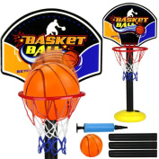 Baby Toy, Hatop Children's sports goods Basketball frame Basketball Combination