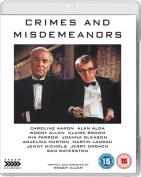 Crimes and Misdemeanors [Region B] [Blu-ray]