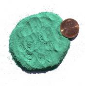 Natural Crushed Malachite Stone Inlay, Fine, 30ml