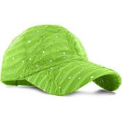 LM12_(US Seller)Women Lady Summer Hat Sun Golf Glitter Sequin Baseball Cap