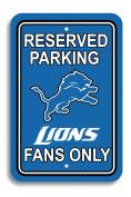NFL Baltimore Ravens Plastic Parking Sign