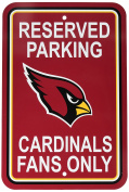 Bsi Products Bsi NFL Arizona Cardinals Reserved Parking Sign