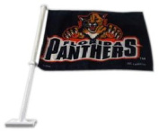 Rico Florida Panthers Car Flag