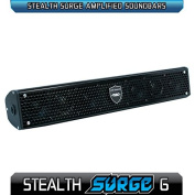 Wet Sounds Stealth 6 Surge - Amplified Powersport Soundbar