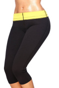 DODOING Women Neoprene Body Shapers Slimming Training Pants Yoga Pants
