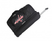 NHL Drop Bottom Rolling Duffel Luggage