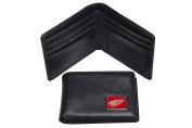 NHL Men's Leather RFiD Safe Travel Wallet