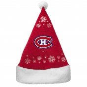 NHL Full Embroidered Snowflake Santa Hat