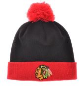 NHL Chicago Blackhawks Knit Cap - One Size