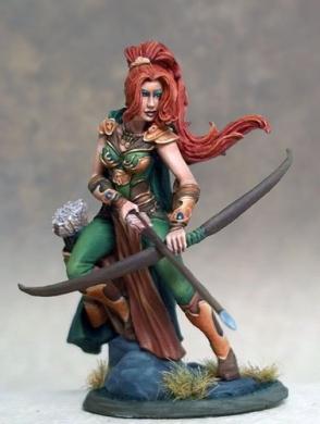 Female Ranger w/Bow DSM-7431