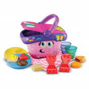 Shapes And Sharing Picnic Basket