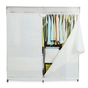 Real Simple 150cm Wide Canvas Closet
