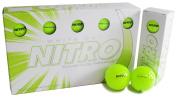 Nitro White Out Golf Balls