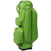 OUUL Alligator A Cart Bag 2017 Ladies Lemon Green