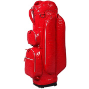 OUUL Alligator A Cart Bag 2017 Ladies Red