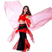 Calcifer® Brand New Egyptian Egypt Belly Dance Wings Isis Wings Costume Gift For Big Party Christmas