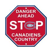 NHL Boston Bruins Stop Sign, 30cm x 30cm