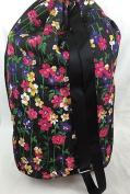 Vera Bradley Laundry Bag - Wildflower Garden - NWT