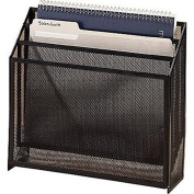 Staples Black Mesh 3-Tier Organiser