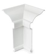 PlastxUSA PLX-BBICWH Better Baseboard Cover Inside Corner, White