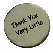 Caddyshack Quote Ball Marker - Thank you Very Little by ReadyGOLF