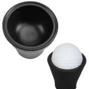 Mimgo Store Golf Ball Putter Grip Suction Cup Pick-up Grabber Caddy Retriever Attachment New