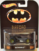 2017 Hot Wheels Retro Entertainment Real Riders Batman Batmobile