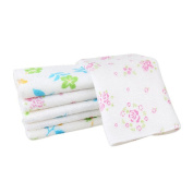 Bamboo Microfiber 2 Layers Kitchen Dish Towels Wash Cleaning Cloths