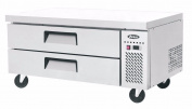 Atosa 130cm Commercial 2 Drawer Refrigerated Chef Base MGF8451