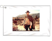 Eastwood, Clint (Good, The Bad, And The Ugly, The) Novelty Golf Towel Golfers Accessories Cleaning Tool