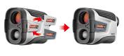 Caddytek Golf Laser Rangefinder with Slope Compensate Distance, CaddyView V2+Slope
