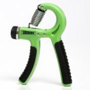 Hand Grip Strengthener, Amazleer Hand Exerciser for Increasing Hand Wrist Forearm, Easily Adjust Resistance from 10-40kg