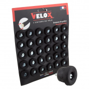 Velox Black Bar Plugs