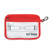 Tatonka Zip Flight Bag A6 Bags 16 x 12 cm Transparent