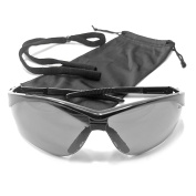 JORESTECH Luxury Safety Protective Glasses with cord and carrying bag Smoke