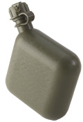 Military Outdoor Clothing U.S. Military Canteen, Olive Drab, 1.9l