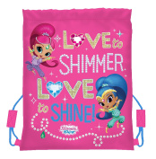 Character Shimmer and Shine 'Love' Trainer Bag