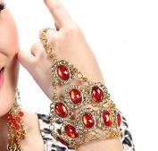 Calcifer®1Pcs Belly Dance Gypsy Jewellery Belly Dance Bracelet/Headband#SP0002