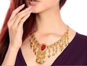 Calcifer®1Pcs Belly Dance Gypsy Jewellery Necklace/Headband#SP0001