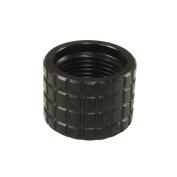 Backup Tactical 1/2X28 Frag Thread Protector, Black