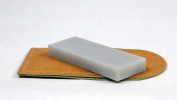 RH Preyda Translucent Arkansas Pocket Stone with 120ml Cutlery Mania Brand Mineral Oil