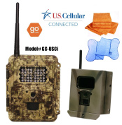 Spartan GoCam AT & T / VERIZON / U.S. Cellular (2-year warranty) with FREE Security Box - PLUS PKG DEAL