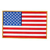 American Flag Tactical morale hook Patch