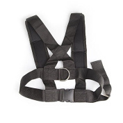 Speed Harness For Power Pulling Sled Weight Football