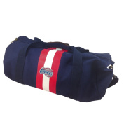 NBA Los Angeles Clippers Blue Rugby Duffel Bag