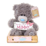 18cm Mummy Plaque Me to You Bear
