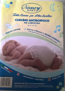 Cushion Antisoffoco Perforated for Pram culletta Anti Dust Mite Hypo-Allergenic Nancy Baby