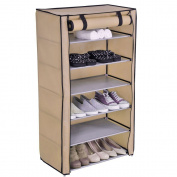 Shoe rack storage cabinet compartment storage storage basement attic zip stand of HARMS 304633
