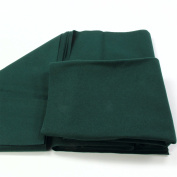 CLEARANCE! Hainsworth SMART Bed & Cushion Set for 1.8m UK Pool Table - RANGER GREEN