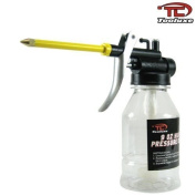 270ml High Pressure Oiler Lubrication Can Transparent
